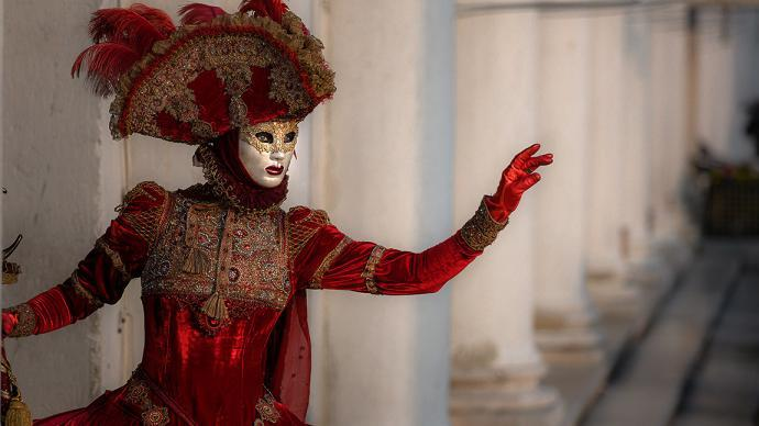Workshop Carnevale Venezia 2