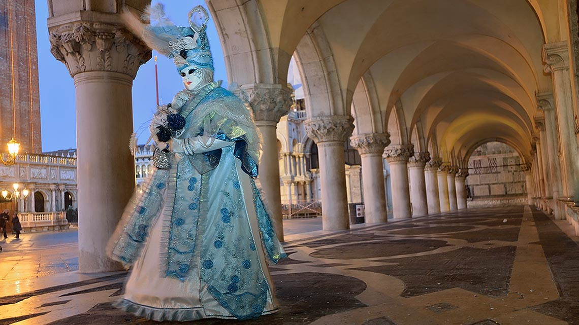 Workshop Carnevale Venezia